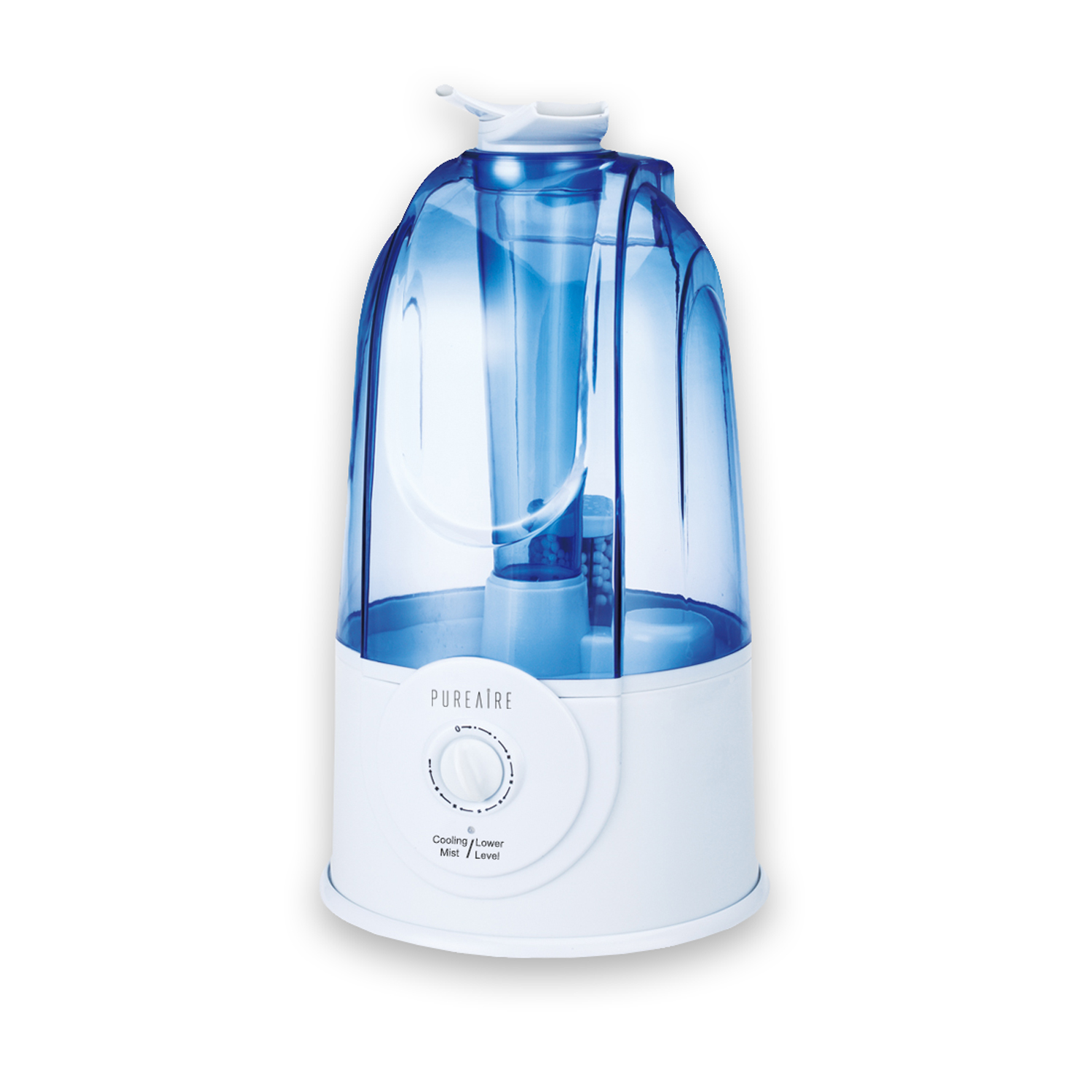 how to add water in vicks humidifier